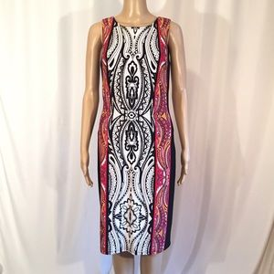 Joseph Ribkoff Sleeveless Shift Dress